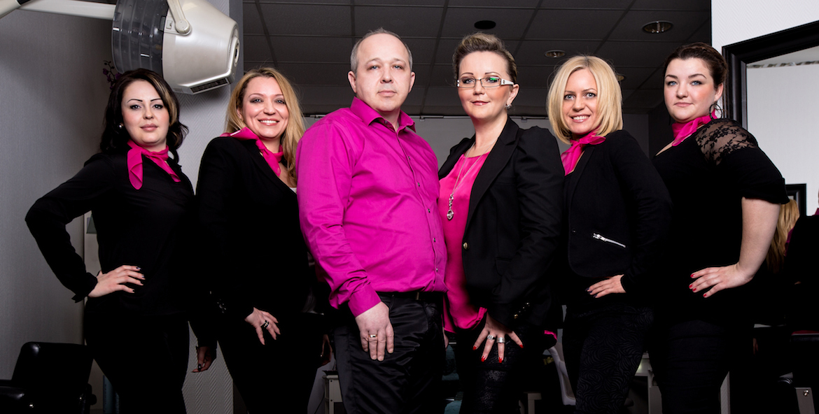 Das Beauty Lounge Team